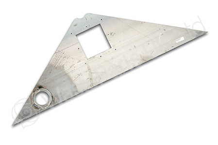 Floor Plate front (triangle)