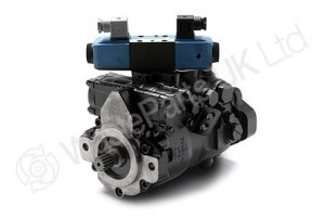 Hydraulic Pump Rotopress (from 1999)