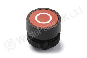 Red Button Faun Rotopress