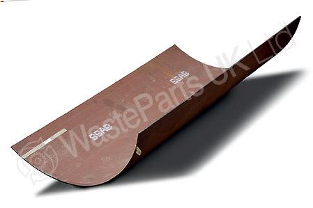 Floor Plate lower Europress 2040 x 1600 x 8mm thick