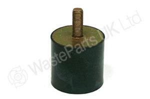 Metal/Rubber Buffer 50mm ODM10 x 28 thread