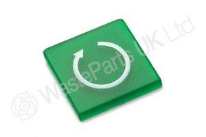 Green Switch label for Rocker switch