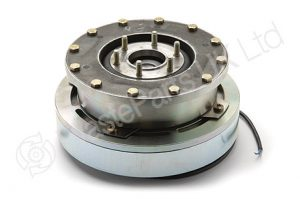Electromagnetic Clutch with vibration dampener