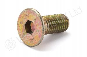 M12 x 30 Countersunk screw