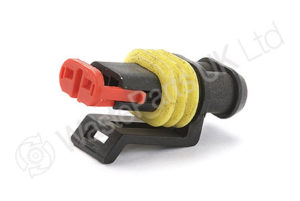 Weatherpack Plug (2 pin)