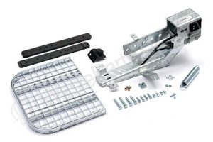 Step Bracket complete kit Faun Europress