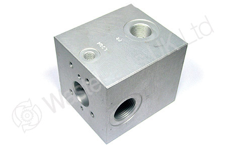 Manifold Block60 L A3-80429C