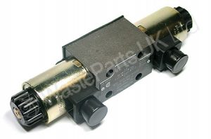 Solenoid Operated Ejector Blade Valve