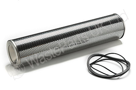 Steel Return Line Filter Element GPM II with seals