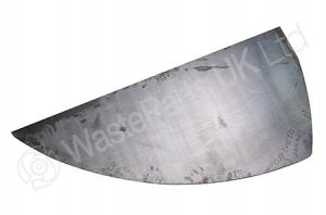 Side Plate 4mm Hardox (Hopper)