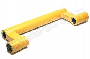 Step Board Swivel Bracket 330mm