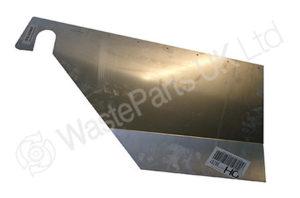 LH Aluminium Plate for Lifter GEC 2510