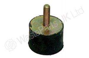 Rubber Metal Buffer Geesink GEC 2510 Lid Opener