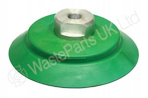 Green Suction Cup with adaptor