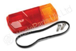 Light Lens for Tail Light LH upper