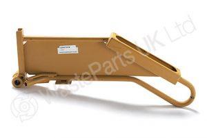 Safety Barrier RH (Short 820mm)
