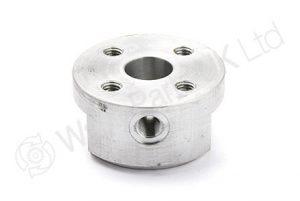 Aluminium Adaptor for Suction Cup