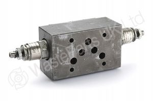 Relief Valve for Control Block Compaction