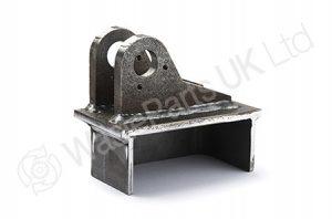 LH cylinder Pivot Block Mekam II