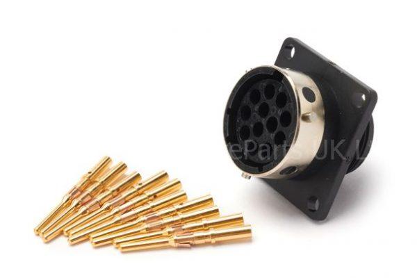 12 Pin Socket