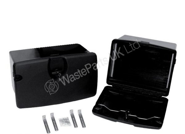 Thermoplastic Toolbox c/w Fixings