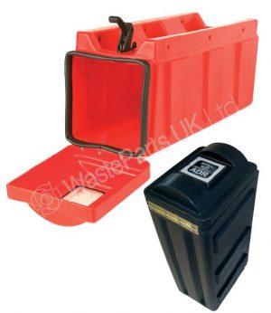 Premium 9kg Extinguisher and Spill Kit Case