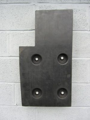 Dock Bumper 750 x 400 x 100 mm