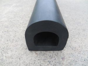 Rubber Extrusion 92 x 95 x 2000 mm