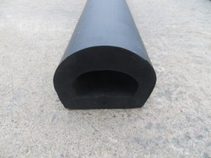 Rubber Extrusion 96 x 84 x 2500 mm