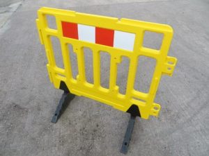 Safety Barrier 1000 x 1000 x 60mm