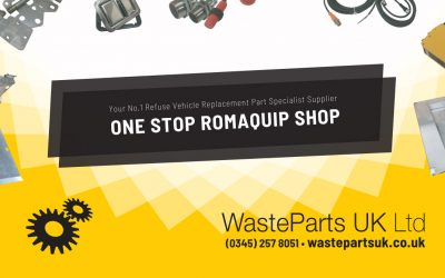 One Stop Shop For Romaquip Parts