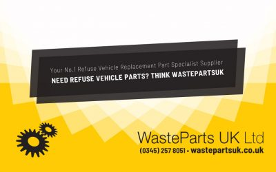 Need Refuse Vehicle Parts? Think WasteParts UK